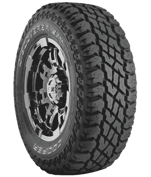Image of tyre S/T MAXX